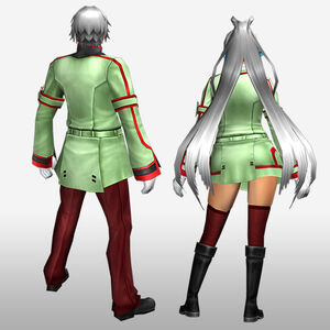 FrontierGen-IS Academy Armor 008 (Both) (Back) Render