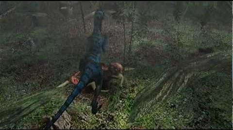 Monster Hunter G - Blue Hunter (Velociprey intro)