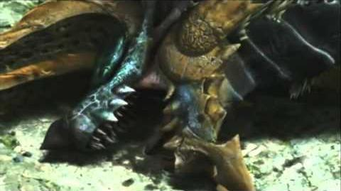 3DS Monster Hunter 4 Ultimate -Zinogre Ecology