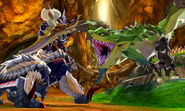MHST-Stygian Zinogre and Rathian Screenshot 001