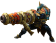 MH4-Heavy Bowgun Equipment Render 001