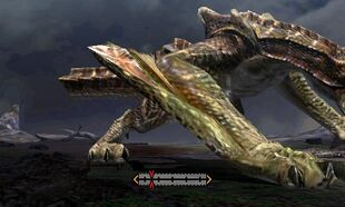 MH4U-Brute Tigrex Right Wing Break 002