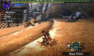MHGen-Tigrex and Nargacuga Screenshot 004