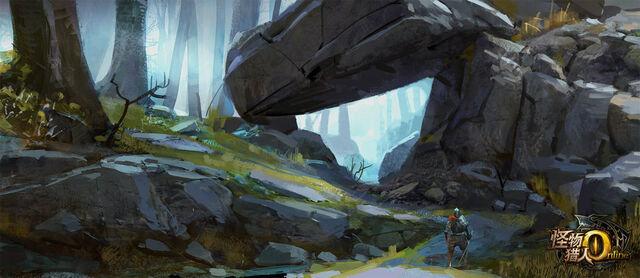 File:MHO-Dark Veil Forest Concept Art 011.jpg