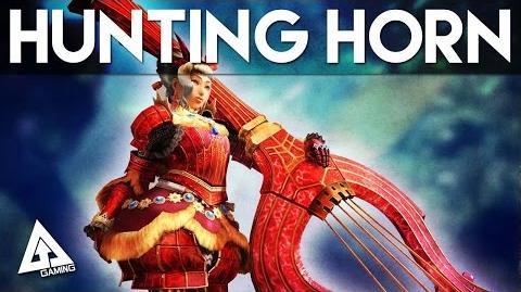Monster Hunter 4 Ultimate Hunting Horn Tutorial MH4U Basics