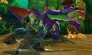 MHST-Purple Gypceros and Nargacuga Screenshot 001