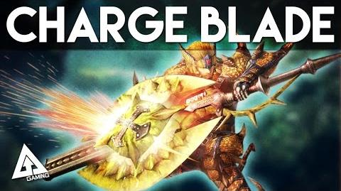Monster Hunter 4 Ultimate Charge Axe Tutorial (Charge Blade)