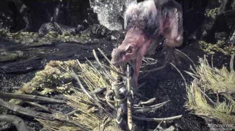 Monster Hunter World,E3 2017版プレイムービー