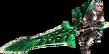 FrontierGen-Long Sword Equipment Render 003