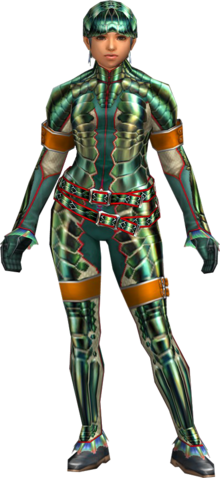 File:FrontierGen-Ganon G Armor (Blademaster) (Female) Render 001.png