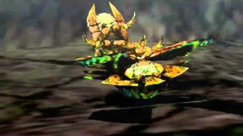 Kogath - Monster Hunter 4 - Kunchuu Intro