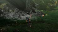 MHP3-Silver Rathalos Screenshot 019