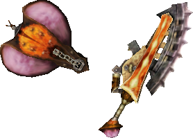MHP3-Sword and Shield Render 002