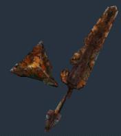 Worn-gunlance