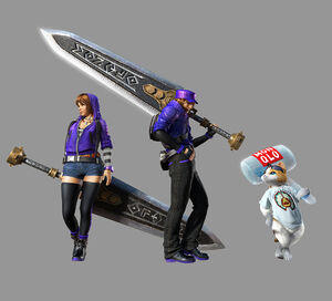 MH4-Great Sword Equipment Render 002