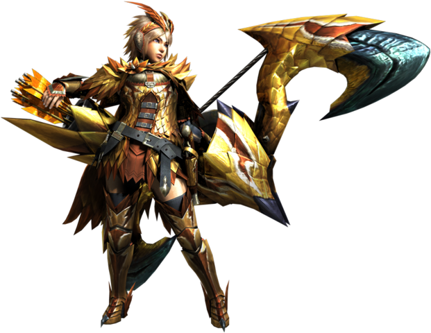 File:MH4U-Bow Equipment Render 001.png