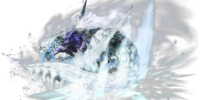 Frozen Barioth Photo Gallery