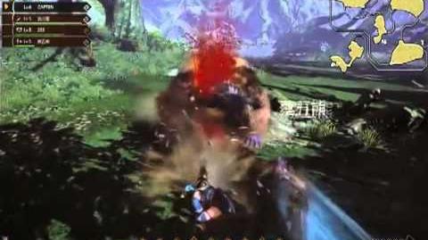 怪物猎人Online(Monster Hunter Online) CBT1 Caeserber Battle