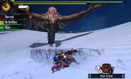 MH4U-Pink Rathian Screenshot 019