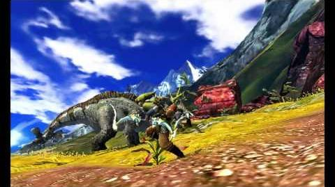 Monster Hunter 4 Ultimate - Link's Equipment