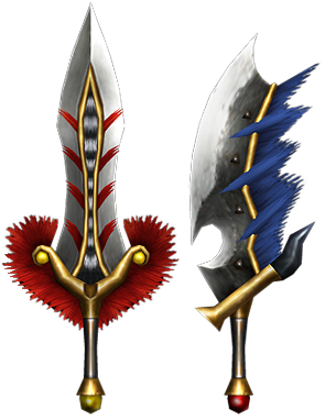 File:FrontierGen-Dual Blades 003 Low Quality Render 001.png