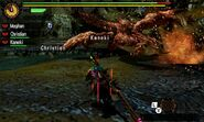 MH4U-Pink Rathian Screenshot 016