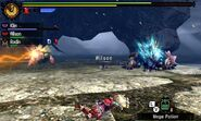 MH4U-Zinogre and Furious Rajang Screenshot 005