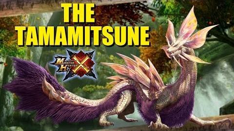 Monster Hunter Generations (X) The Mizutsune! (Tamamitsune)