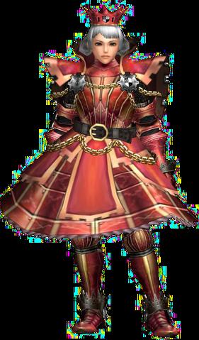 File:FrontierGen-Kaiser G Armor (Blademaster) (Female) Render 001.png