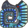 MH3U-Glacial Agnaktor Icon.png