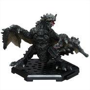 Capcom Figure Builder-Black Gravios Figure 001