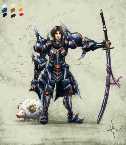 File:Akantor armor sketch by terekjet.jpg