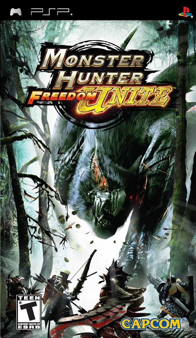 Monster hunter freedom unite wiki