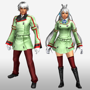 FrontierGen-IS Academy Armor 008 (Both) (Front) Render