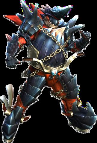 File:FrontierGen-Guren G Armor (Blademaster) (Male) Render 2.png