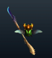 MH4U-Relic Insect Glaive 001 Render 004