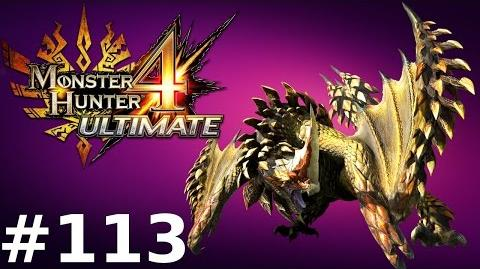 Monster Hunter 4 Ultimate Multiplayer -- Part 113 Clash of Blades