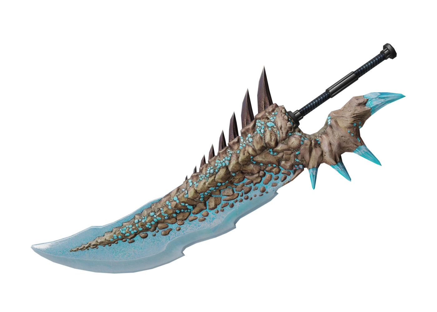 File:MHO-Great Sword Render 035.png