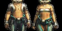 Piscine Armor (Both) (MH3U)