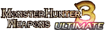 MH3U-Weapons