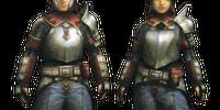 MH3U:Chainmail Armor (Both)