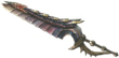 FrontierGen-Great Sword 013 Low Quality Render 001