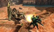MH4U-Brute Tigrex Screenshot 005