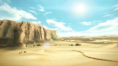 MHXX-Desert Artwork 001
