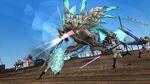 FrontierGen-Infinite Stratos x MHF-G Screenshot 002