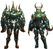 MH4U-Seltas Armor (Gunner) Render 001