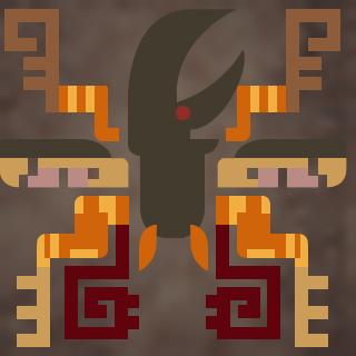 File:MHFU-Hornetaur Icon.png