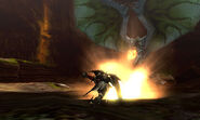 MH4-Azure Rathalos Screenshot 001
