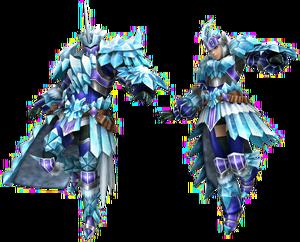 FrontierGen-Toa Armor (Gunner) Render 2