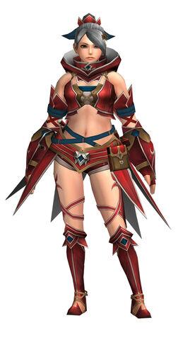 File:FrontierGen-Gania Armor (Female) (Both) (Front) Render 001.jpg